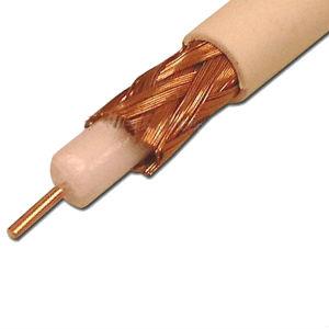 Коаксіальний кабель RG-58 моножильний