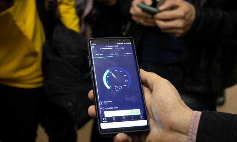 Vodafone Україна і успішне тестування мережі 4G в метрополітені